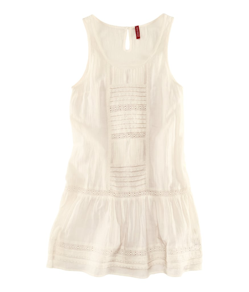 H&M has the perfect LWD to carry you from weekends at the beach to errands at home.  H&M Dress ($25)