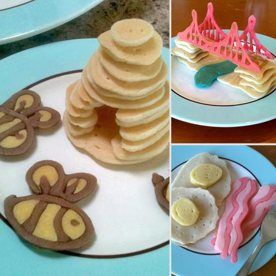 Mural Meals: Turn Pancakes Into Edible Works of Art