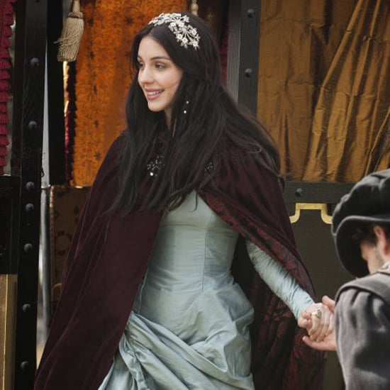 Adelaide Kane Reign Interview | Video