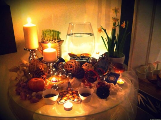A Spring Celebration, Festive, Heavy with Memory