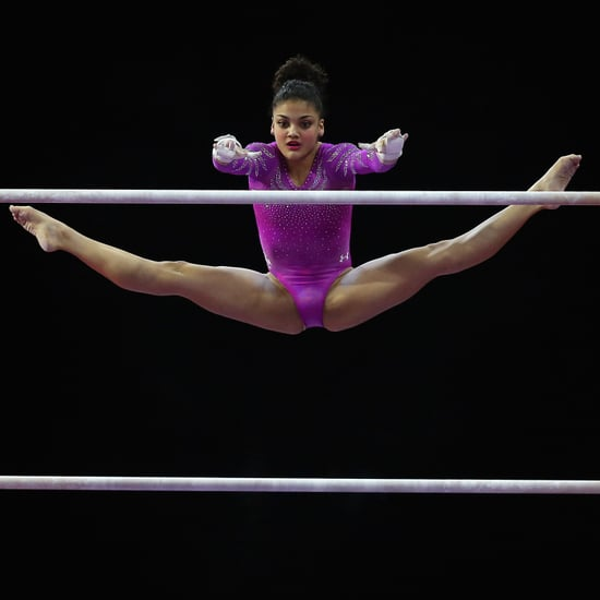 Laurie Hernandez Makes Olympics Gymnastics Team 2016 (Video)
