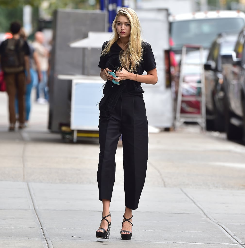 How To Dress Like Gigi Hadid Popsugar Fashion Australia