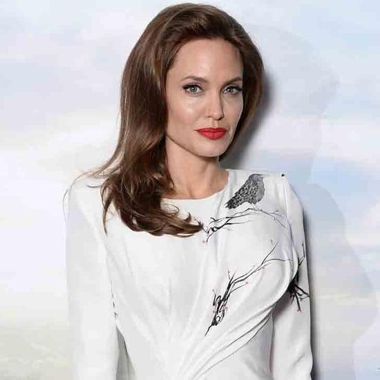Angelina Jolie on Parenting