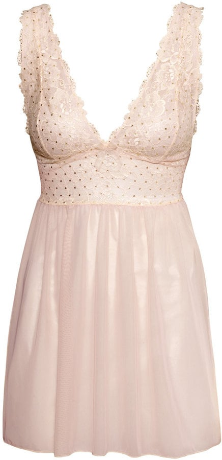 H&M Lace Nightgown
