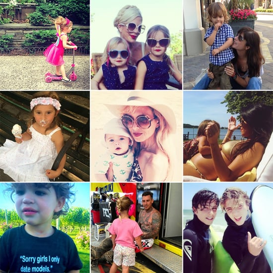 Kourtney, Ivanka, Molly, and More Shared the Sweetest Snaps of Their Tots This Week!