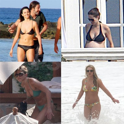 Best of 2008: The Hottest Bikini Bodies