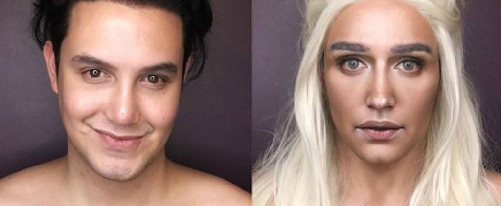 See 1 Man's Mesmerizing Transformations Into the Women of Game of Thrones