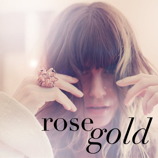 Buy Rose Gold Jewelry Summer 2011