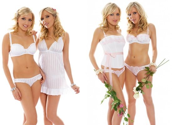 Samanda Lingerie Campaign Underwear