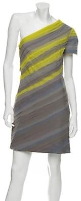 Christian Siriano Silk Chiffon One Shoulder Dress: Love It or Hate It?
