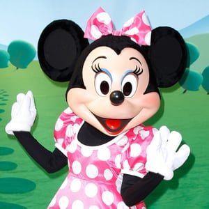 New Minnie Mouse Nail Polish From OPI