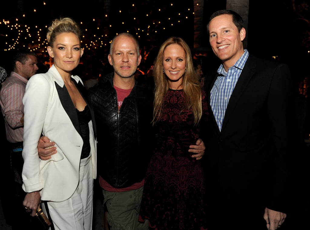 Kate Hudson Joins the Glee Cast to Toast a New Season!