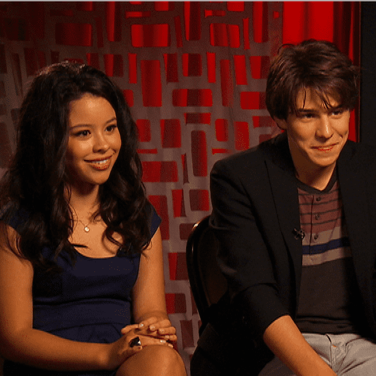 Secret Life of the American Teenager Interview (Video)
