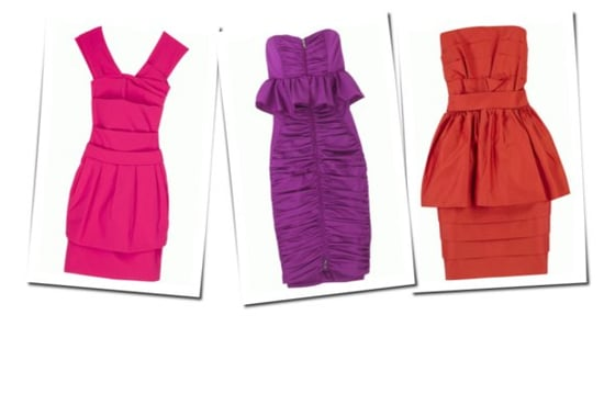 Bustier Party Dresses: For Fall And Beyond