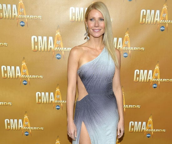 Slide Picture of Gwyneth Paltrow at CMA Awards