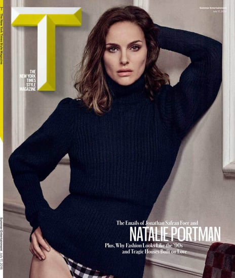 Natalie Portman's insufferable email interview with Jonathan Safran Foer for T Magazine