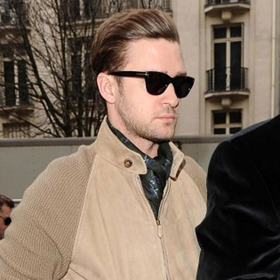 Justin Timberlake and Jessica Biel in Paris | Pictures
