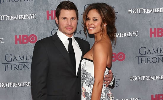 See Vanessa & Nick Lachey's Sweet-Themed Baby Shower