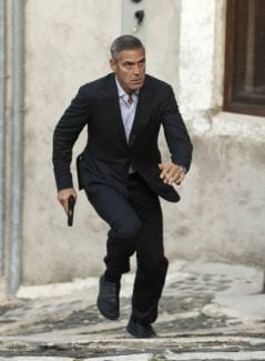 George Clooney Pictures From The American