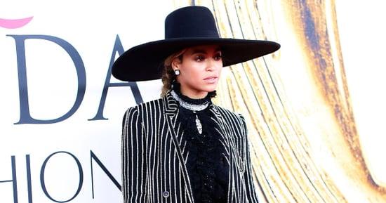 Beyonce Takes Home the Fashion Icon Award at the CFDA Fashion Awards 2016