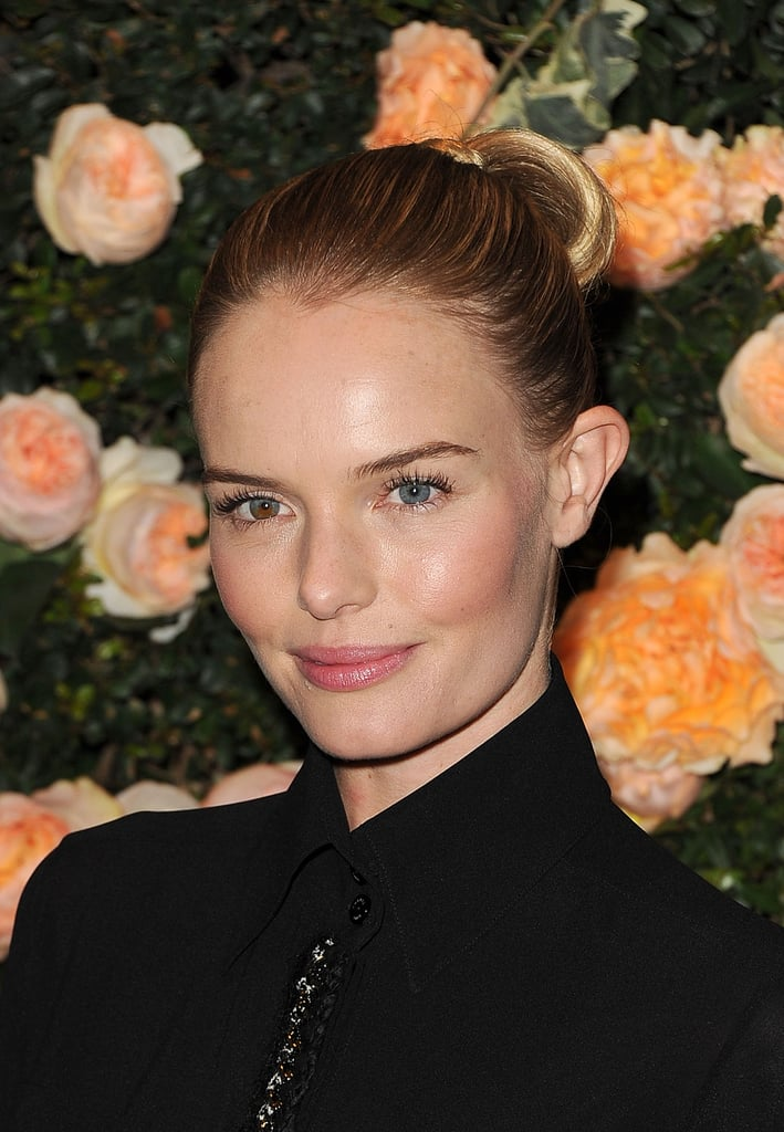 Kate Bosworth posed at a Chanel bash.