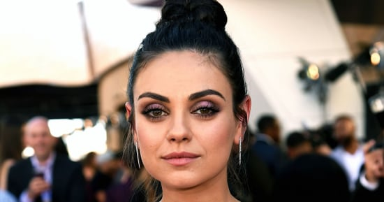Mila Kunis' Messy Topknot From the Billboard Music Awards 2016 Doesn't Require Any Brushes