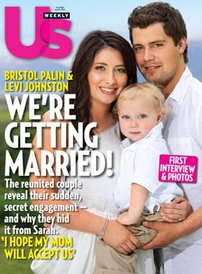 Bristol Palin and Levin Johnston Getting Married