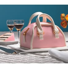 Pink Purse Cake: Love It or Hate It?