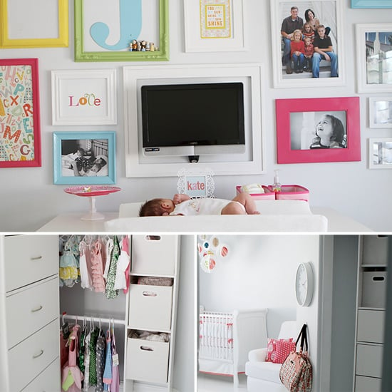 Nursery Room Makeover