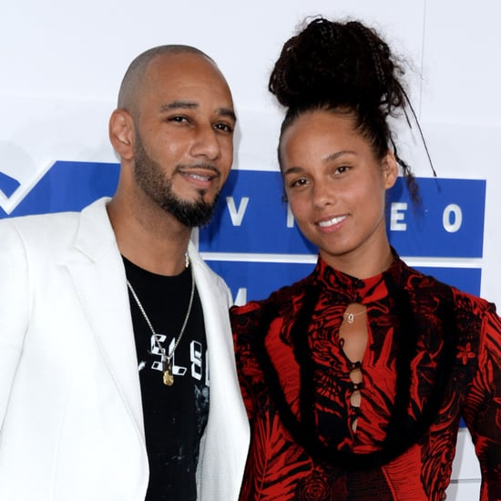 Swizz Beatz Comments on Alicia Keys's No-Makeup Look