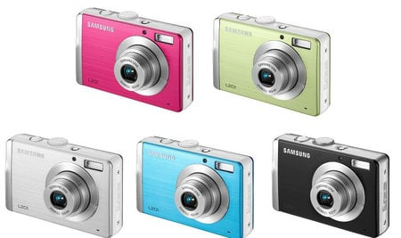 Samsung's L201 Series Cameras