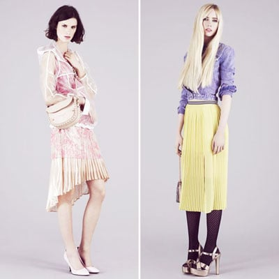 Topshop's Spring Collection Is Filled With Breezy Pastels. So Pretty!