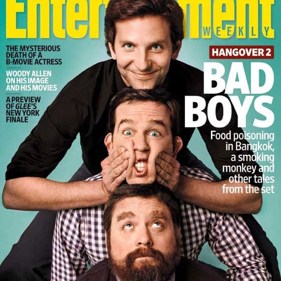 The Hangover 2 Entertainment Weekly Cover With Bradley Cooper