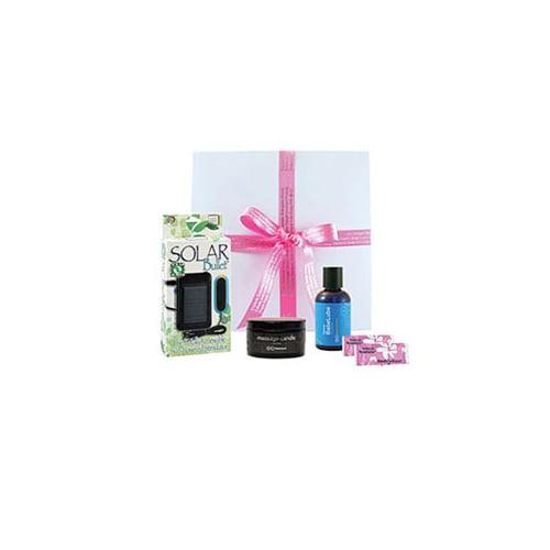 Babeland eco-sexy kit ($49)