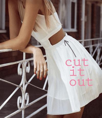 Lauren Conrad's Tips For Cutout Trend