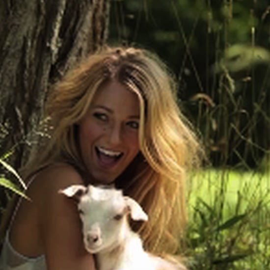 Blake Lively Talking About Kids in Allure (Video)