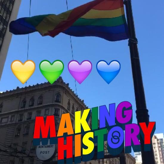 Google's Gay Marriage Symbol