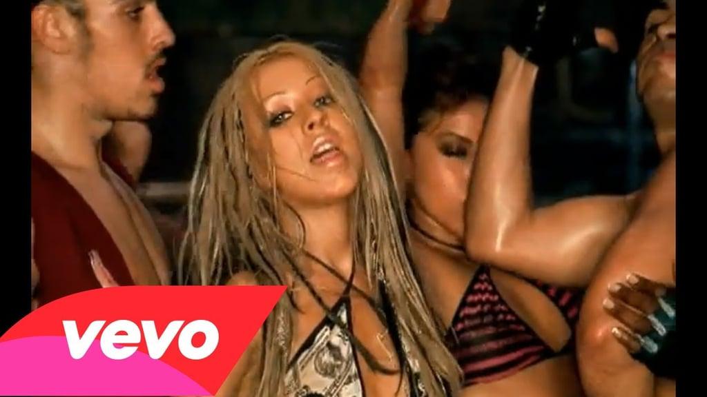 """Christina Aguilera — """"Dirrty"""""""