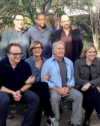 West Wing Cast Reunites Nine Years After Finale: Photos