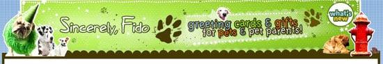 Exclusive PetSugar Discount Alert! Sincerely, Fido