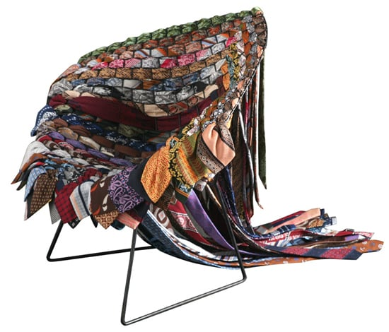 Cool Idea: Daddy's Fatties Chair by Tracy Deramus