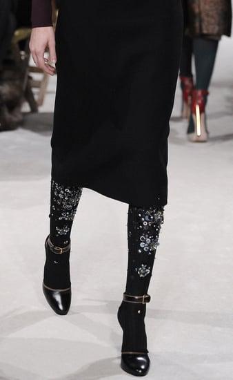Fall 2009 Trend Report: Jeweled Legs