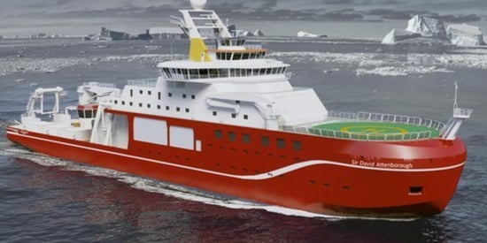 Boaty McBoatface Loses Out On Polar Ship Name, But The People's Choice Lives On