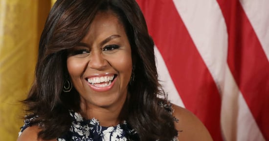 Michelle Obama Knew at Age 10 That You Don't Need a Man to Be Happy