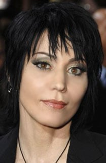 Joan Jett Eye Makeup How-To