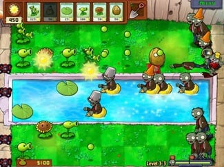 Plants vs. Zombies Coming to the Nintendo DS