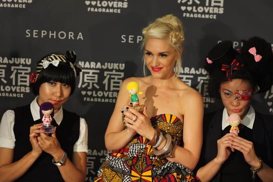 Gwen Stefani Debuts Harajuku Lovers Wicked Style During Fashion's Night Out at Sephora
