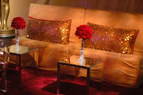 Get the Look: Oscar Party Lounge