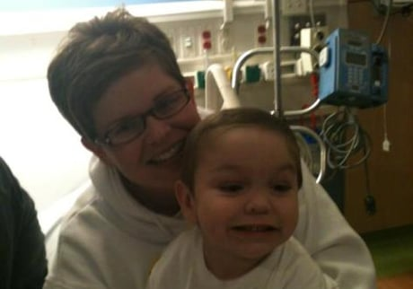Nurse Donates Kidney to 3-Year-Old Patient