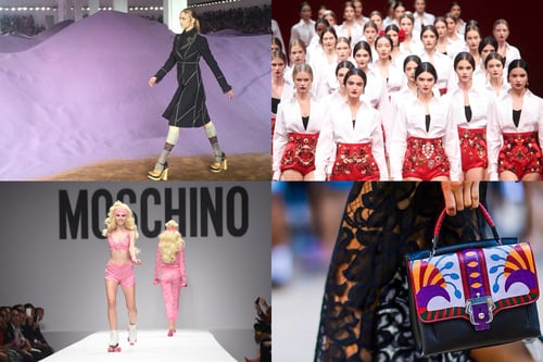 Milan Fashion Week Was Uncharacteristically Fun